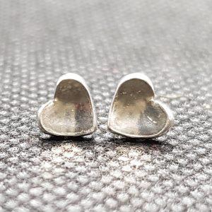 Heart Earring studs 1