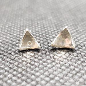 Triangular Earring studs 1